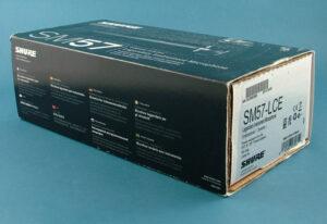 Real SM57 box
